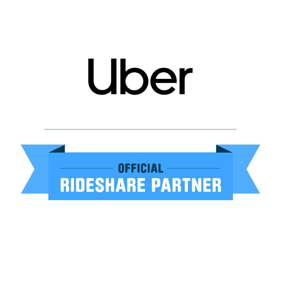 Uber rideshare partner
