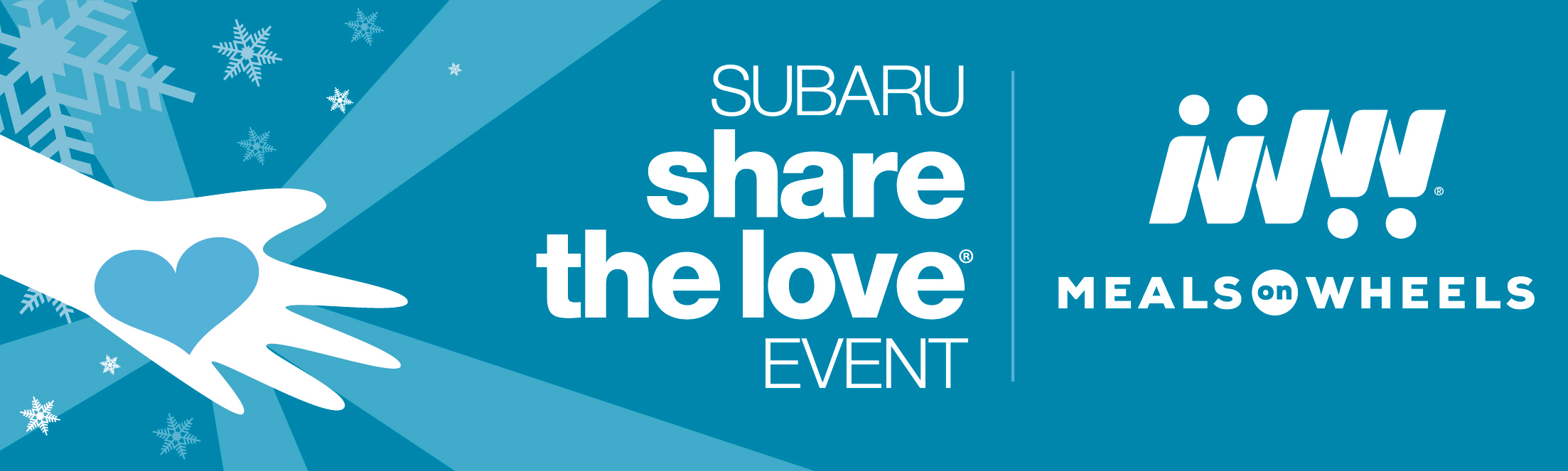 2017 Subaru Share the Love Event with Meals on Wheels