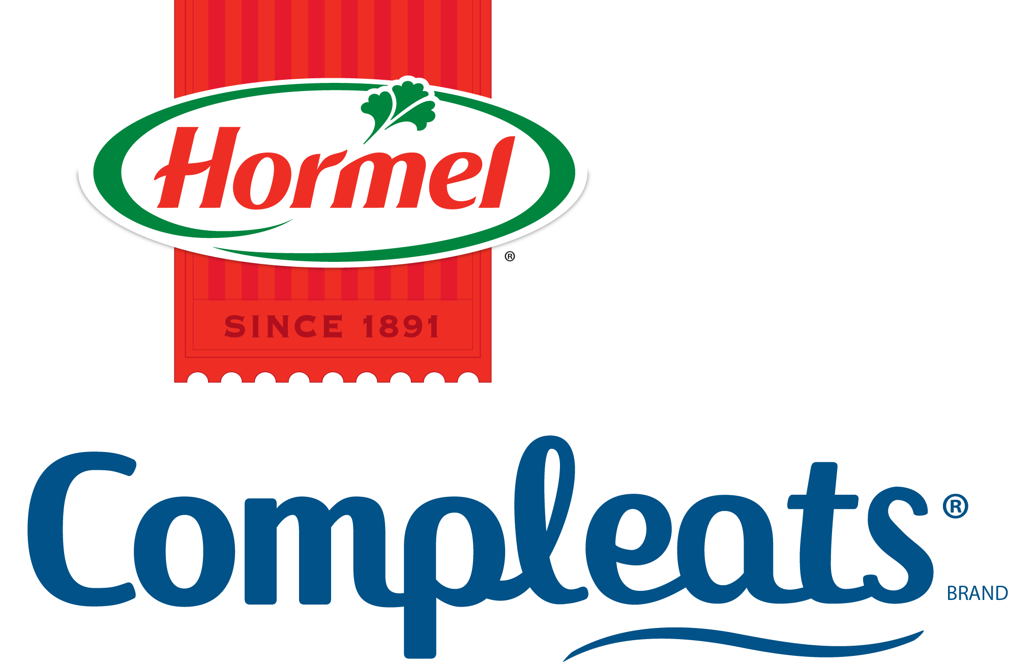 Logo for the Hormel Compleats brand