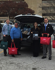 Meals on Wheels San Antonio partnered with North Park Subaru to Share the Love in 2016