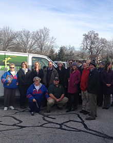 Meals on Wheels of Greater Lafayette partners with their local Subaru dealer for Share the Love.