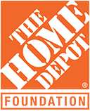 The Home Depot Foundation logo.