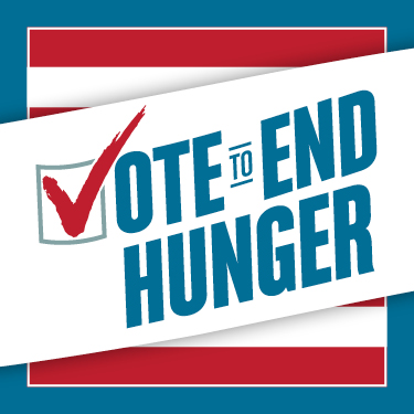 Vote to End Hunger_FB profile