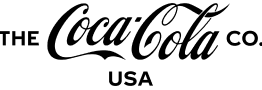The Coca-Cola Co. USA Logo