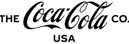 The Coca-Cola Co. USA Logo